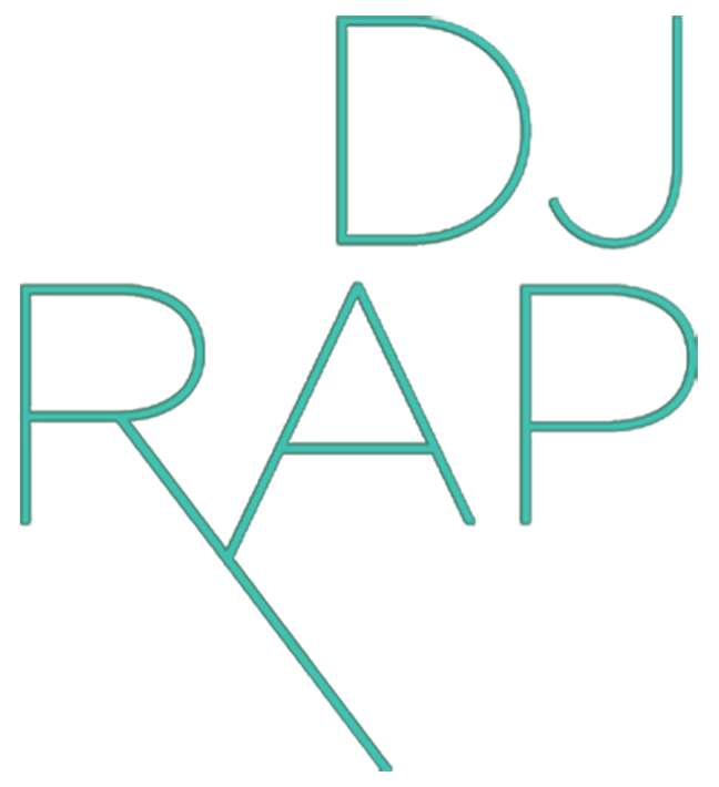 Green DJ Rap Logo