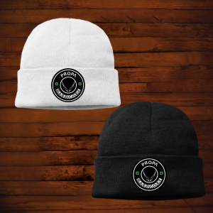 Propa Beanies OUT OF STOCK, NO RE-ORDER, SORRY!